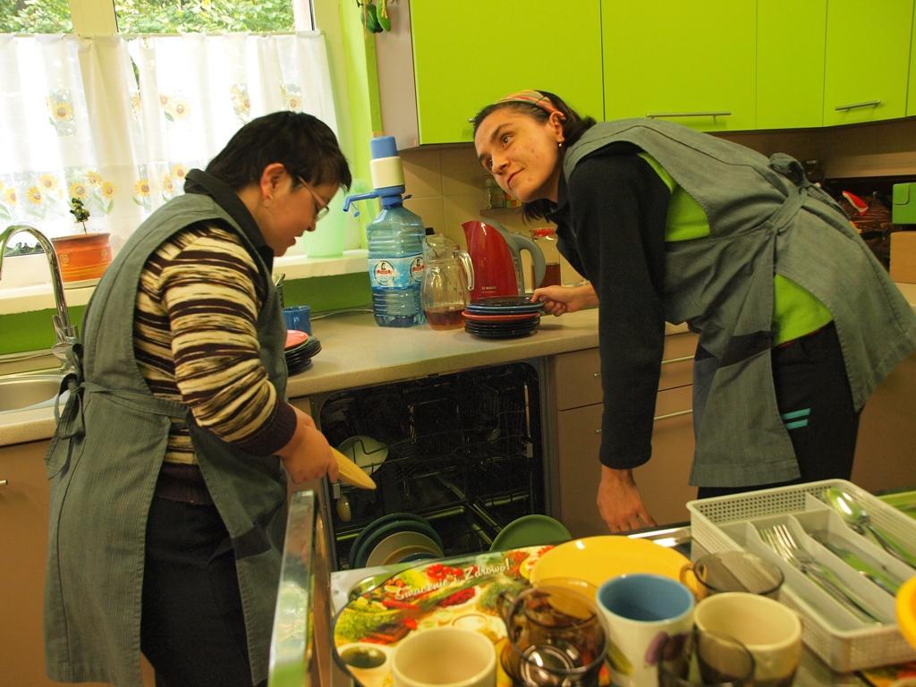 Pracownia Gospodarstwa - Domowego